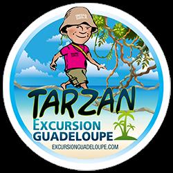 Logo Tarzan excursion Guadeloupe